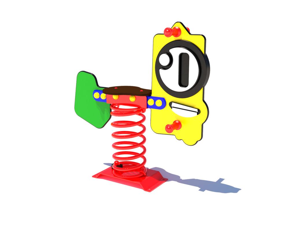 balancin muelle